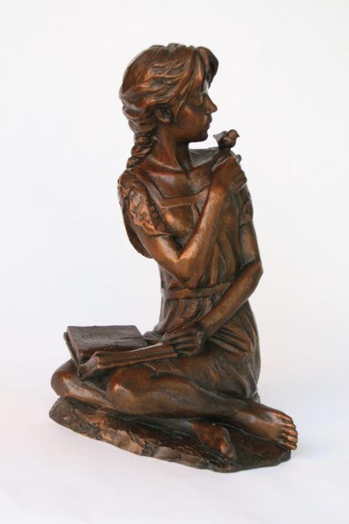 Revelation Sculpture by Annette Everett
