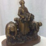 Gratitude Statue by Annette Everett